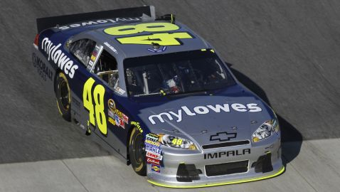 Auto Racing Daily on Cup  Martinsville Preview     Jimmie Johnson   Auto Racing Daily