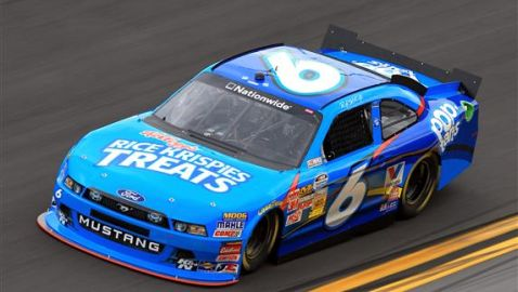 Auto Racing Daily on Transcript  Interview With Ricky Stenhouse Jr    Auto Racing Daily