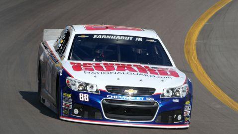 Dale Earnhardt Jr Nascar Sprint Cup Series Dover