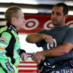 New Hampshire Motor Speedway - Practice