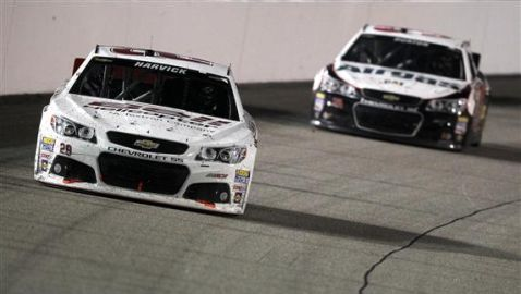NASCAR Notes: Taking Care of Business