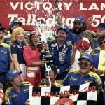 Earnhardt wins 1984 Talladega 500