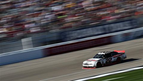 NASCAR Nationwide Series Race at Las Vegas – Race Results
