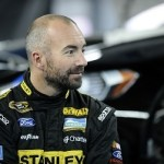 NASCAR Testing - Charlotte Motor Speedway