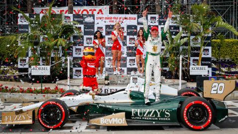 Interview With IndyCar Race Winner – Mike Conway