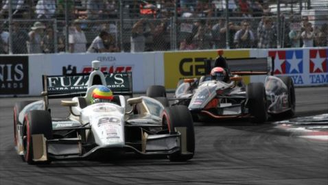 Toyota Grand Prix of Long Beach – Drivers' Post Race Notes & Quotes