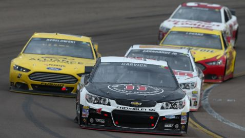 Piling On: Harvick Wins Might Come In Bunches