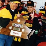 Davey Allison -Bobby Allison - Richmond VL 1993