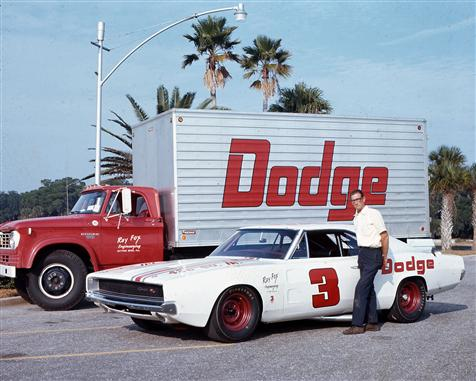 Should Ray Fox Have Already Been In The Nascar Hall Of