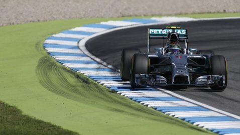 Formula 1: German Grand Prix – Race Line-Up