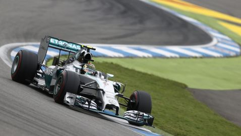 Formula 1: Hungarian Grand Prix – Race Line-Up