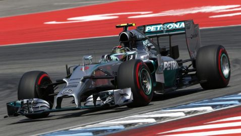 Formula 1: German Grand Prix – Race Results
