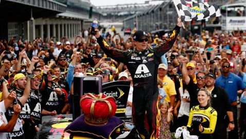 NASCAR: Interview With Jeff Gordon, Alan Gustafson And Rick Hendrick