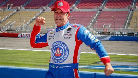 IndyCar Series: MAVTV 500 at Auto Club Speedway – Qualifying Results