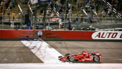 IndyCar Series: MAVTV 500 at Auto Club Speedway – Race Results