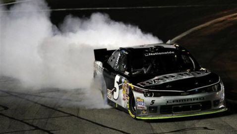NASCAR Nationwide Series: Great Clips 300 at Atlanta – Race Results