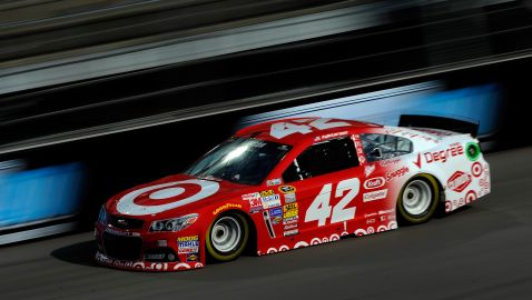 Larson Eyes Chase Spot At Bristol