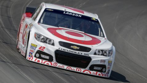 Larson, Vickers Look To Play Spoiler