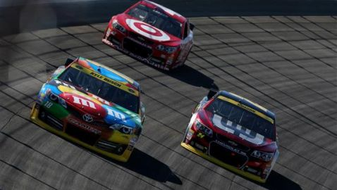Joe Gibbs Racing Jumps Into Chase With Strong Showing