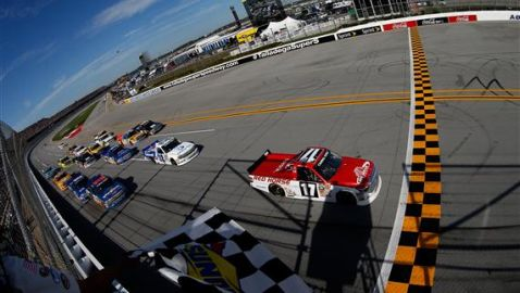 NASCAR Truck Series: Fred's 250 at Talladega – Race Results