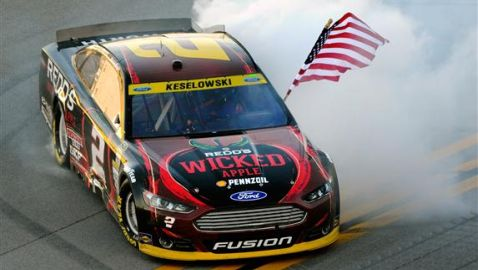 Team Penske Tandem In Title Contention With Four Races Left