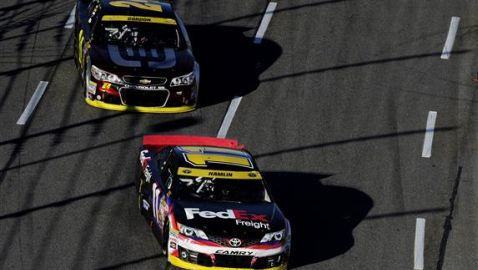 Pack Tight At Top Of Chase Standings