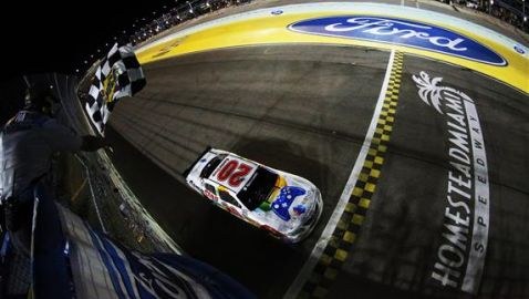 NASCAR Nationwide Series: Ford EcoBoost 300 – Race Results