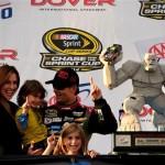 2014 Dover win