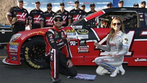 NASCAR Sprint Cup Series: Auto Club 400 – Race Line-Up