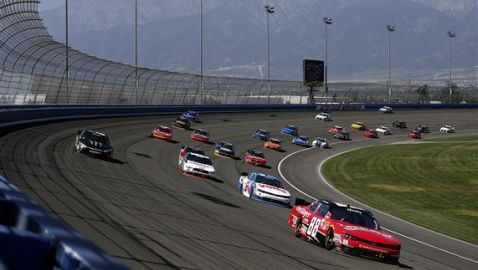 NASCAR XFINITY Series Race at Auto Club Speedway – Race Results