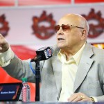 O. Bruton Smith (photo courtesy of Getty Images for NASCAR)