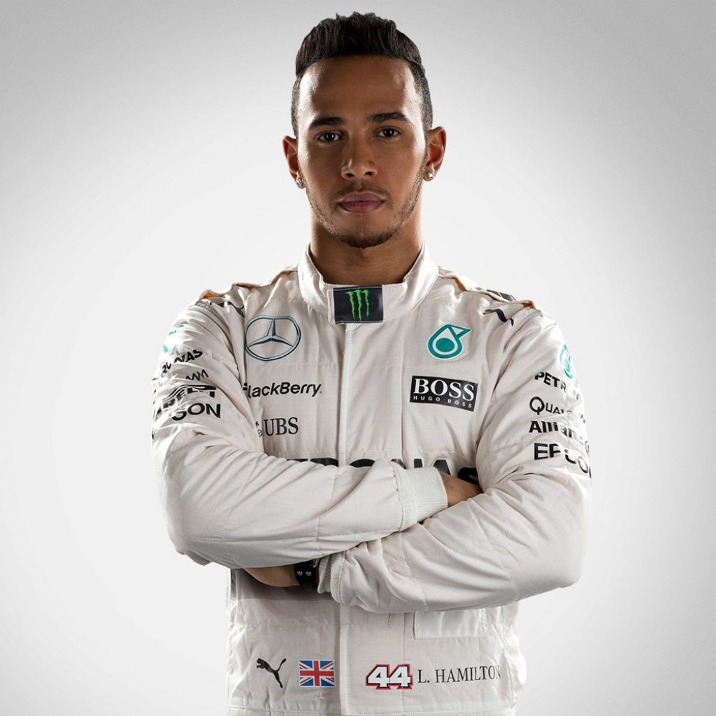 Lewis Hamilton (photo courtesy of Formula 1)