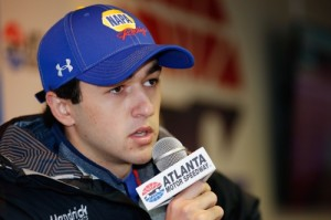Chase Elliot (photo courtesy of Getty Images for NASCAR)