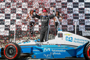 Simon Pagenaud Wins IndyCar Grand Prix of Long Beach