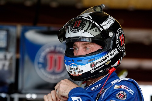 Kevin Harvick (photo courtesy of Getty Images for NASCAR)