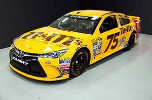 Photo courtesy of M&Ms Racing