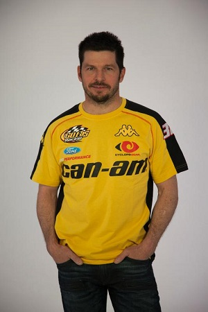 Patrick Carpentier (photo courtesy of Go FAS Racing)