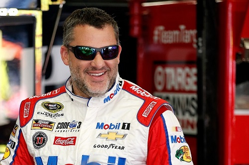 Tony Stewart (photo courtesy of Getty Images for NASCAR)