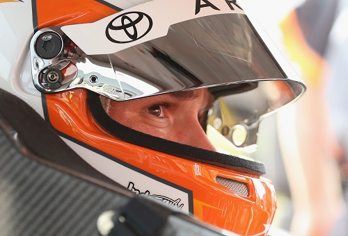 Daniel Suarez (photo courtesy of Getty Images for NASCAR)