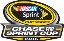 2. PRINT - 2016 Chase for the NASCAR Sprint Cup