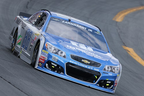 No. 88 Hendrick Motorsports Chevrolet (photo courtesy of Getty Images for NASCAR)