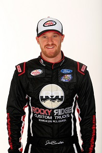 Jeb Burton (photo courtesy of Getty Images for NASCAR)