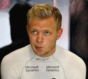 Kevin Magnussen (photo courtesy of Getty Images)