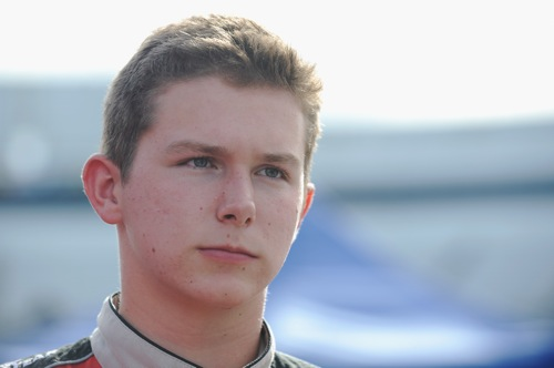 Matt Tifft (photo courtesy of Getty Images for NASCAR)