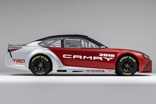Rendering courtesy of Toyota.