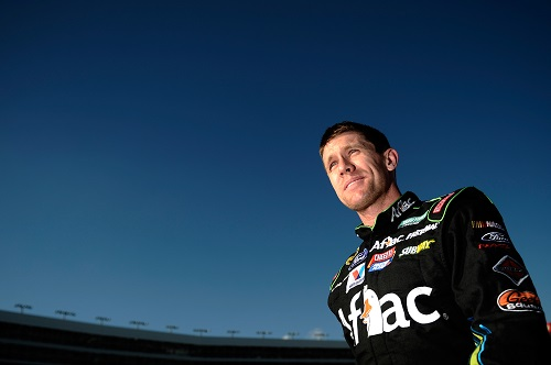 Carl Edwards (photo courtesy of Getty Images for NASCAR)