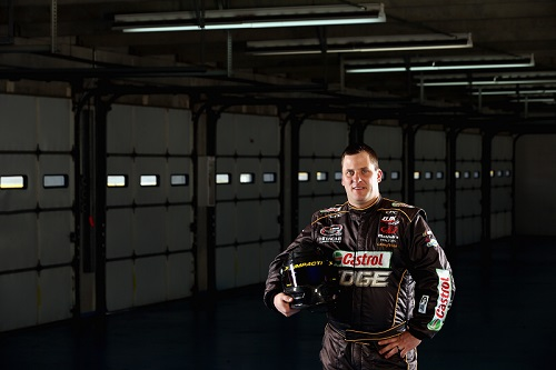 D.J. Kennington (photo courtesy of Getty Images for NASCAR)