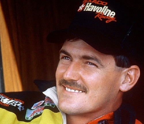 Davey Allison (photo courtesy of ISC Archives)