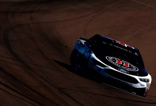 No. 4 Stewart-Haas Racing Ford of Kevin Harvick (photo courtesy of Getty Images for NASCAR)