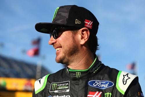 Kurt Busch (photo courtesy of Getty Images for NASCAR)